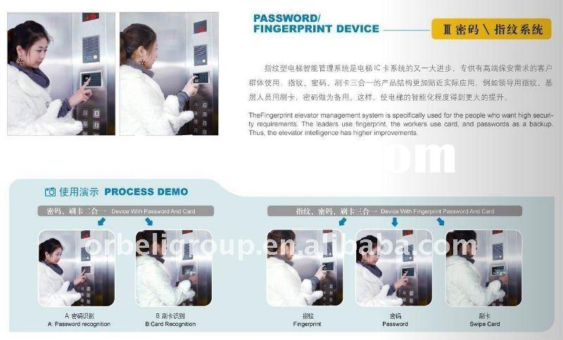 Elevator access control, rfid access control