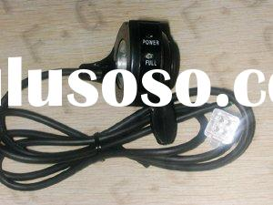 FGRA-GK08 Go Kart Thumb Tab Throttle 24V/Electric Scooter Parts