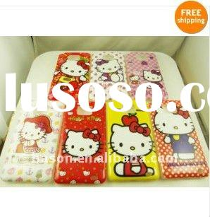 For Samsung Galaxy S2 i9100 Cute Hello Kitty Hard Back case