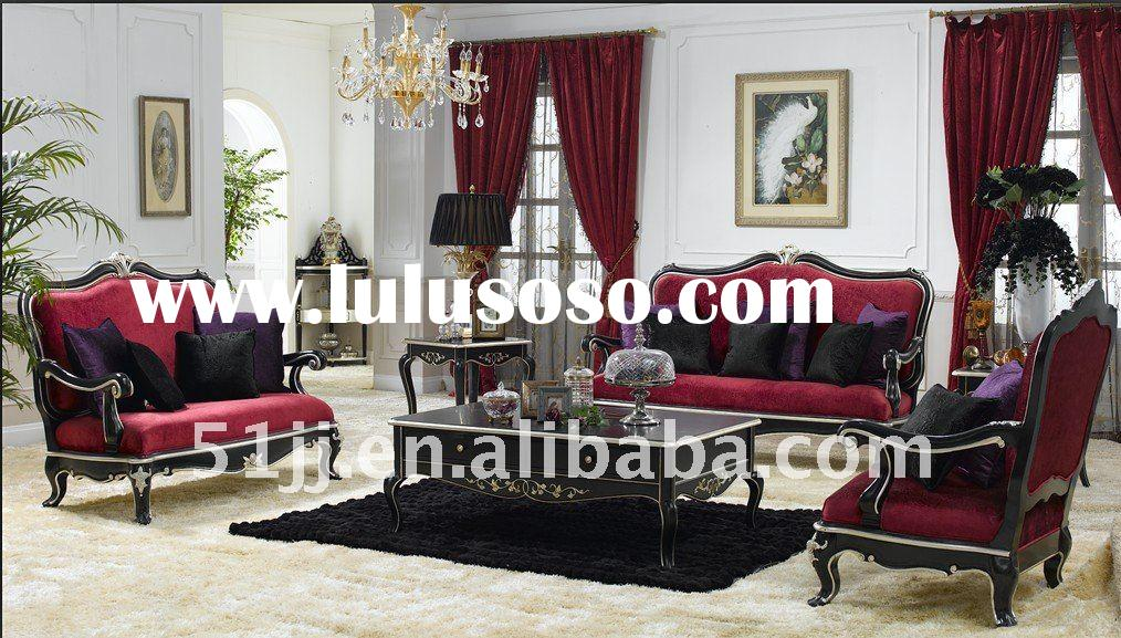 French antique style living room sets BJH-820