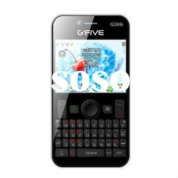 GFIVE G269 QWERTY wifi mobile phone with email, Trackpad, dual camera