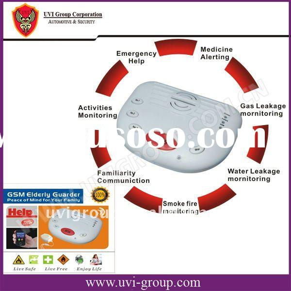 GSM Senior Guarder+GSM Alarm,gsm medical alarm, guardian alarm system