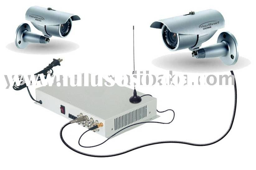 GSM mobile home security system