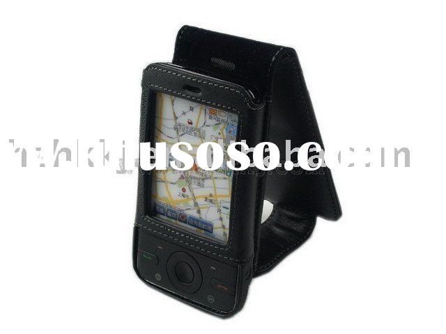 Geniune leather case for mobile phone/leather case/mobile phone case