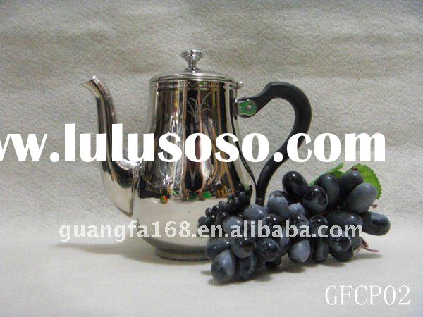Gourd-shaped Stainless Steel Arabic Coffee Pot