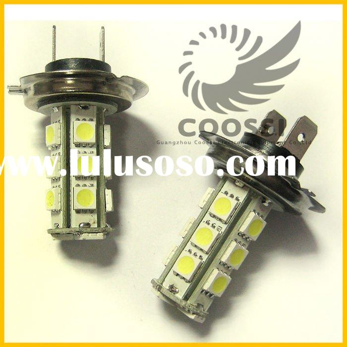 H7 5050 18 SMD 9W Car White LED car fog light [CP347]
