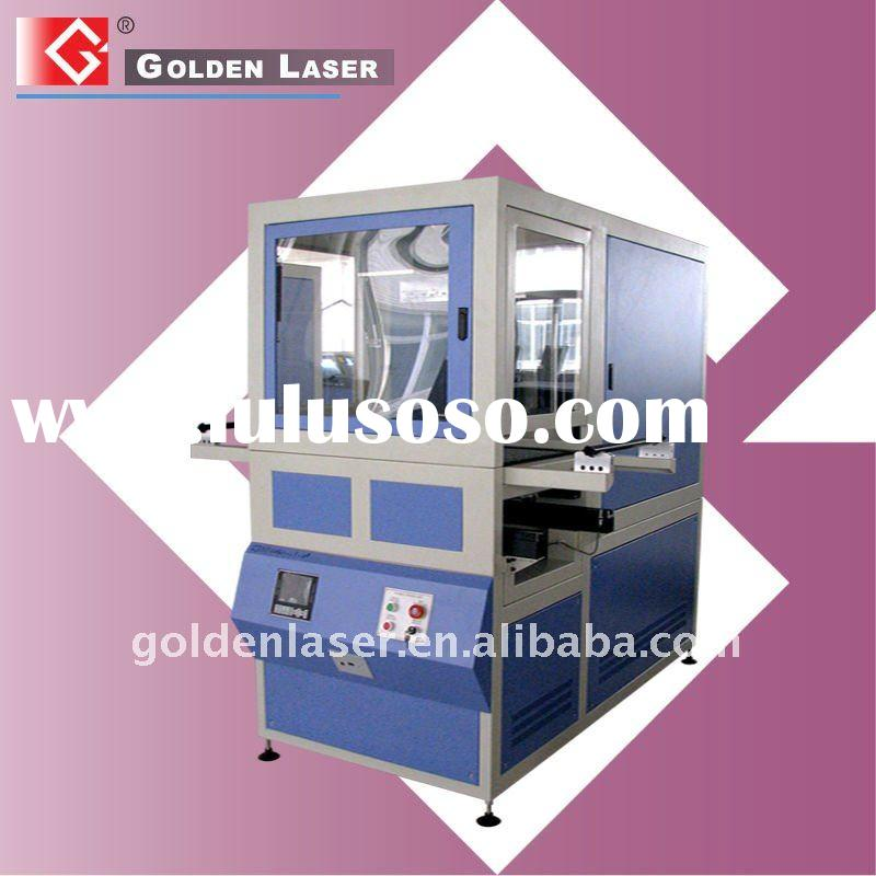 High Speed Galvo Laser Engraving Machine for Carpet