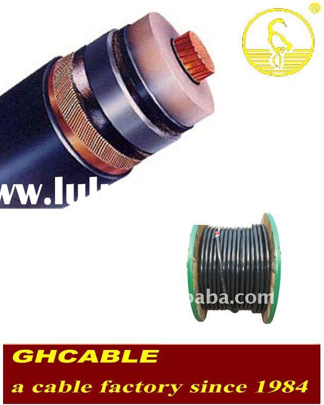 High Voltage Underground Armoured Power Cable