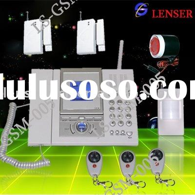 Home Alarm Security System(LS-GSM-005)