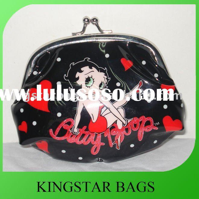 Hot selling! Clear PVC coin purse