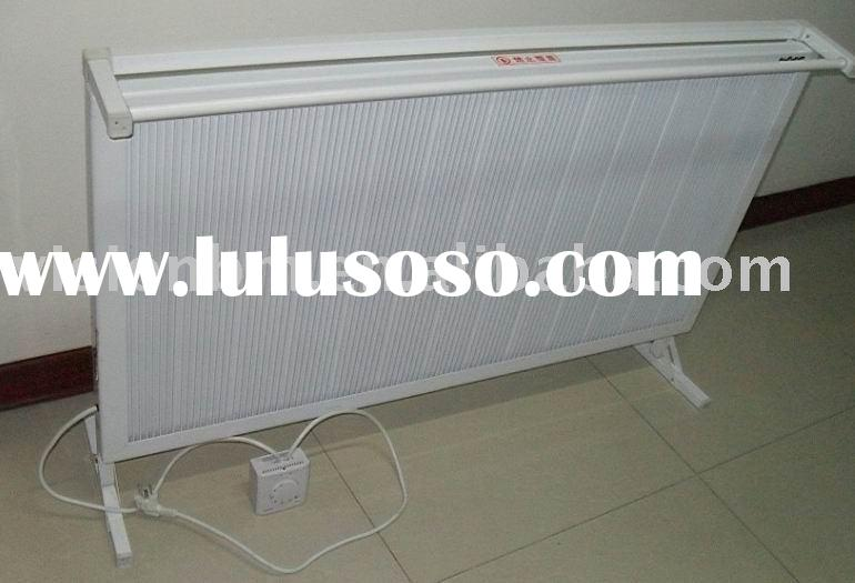 Infrared carbon fiber heating panels (moveable)