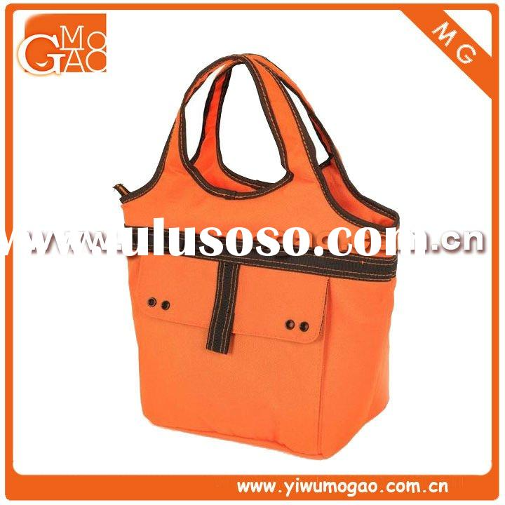 Latest Wholesale Fashion Disposable Ladies Tote Lunch Cooler Bag