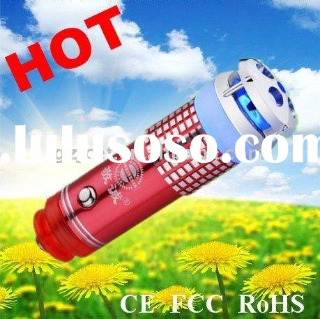 Latest hot new guangzhou electronics products (car air freshener with fragrance)