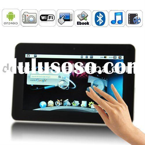 M1006-10 Inch Capacitive Multi-Touch MID with Android 2.2 (Flash10.1), Bluetooth,Office, HDMI 1080P