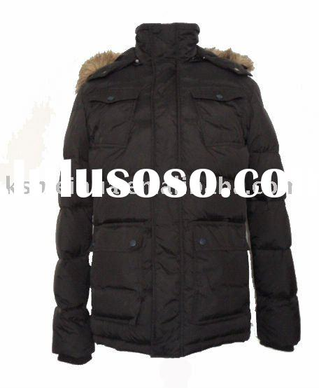 Mens Parka/Down Padded Wear/Winter Clothes