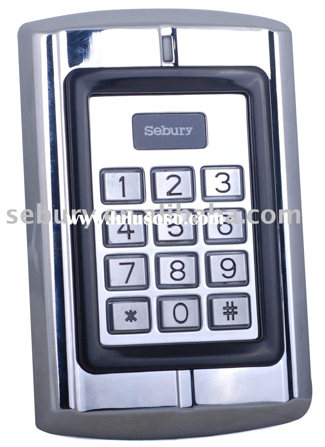 Metal Keypad Access Control System / RFID Card Reader BC-2010