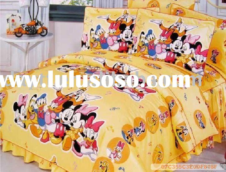 Mickey Mouse Children Bedding Set D031 on sale wholesale & drop shipping
