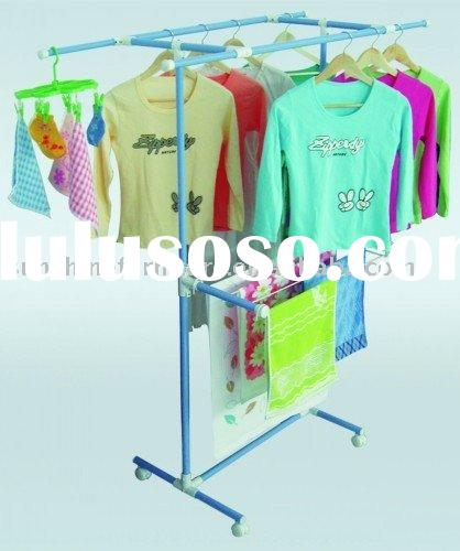 Multifunction Metal Clothes Drying hanging Rack
