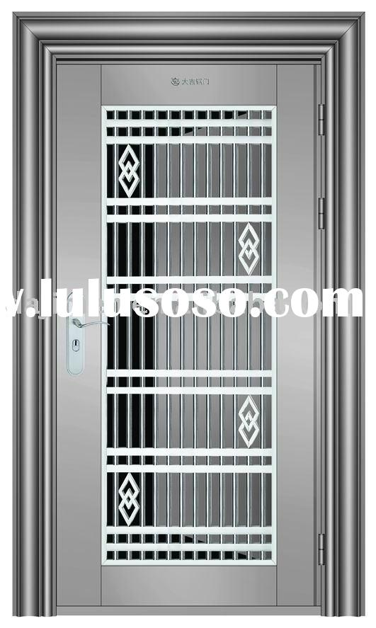 Stainless Steel Door Grill Design Jh 3191 For Sale Price