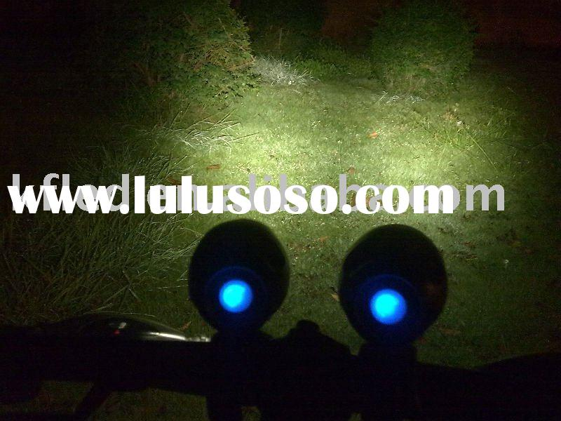 New update CREE MCE 10W LED Rechargeable Bicycle Light