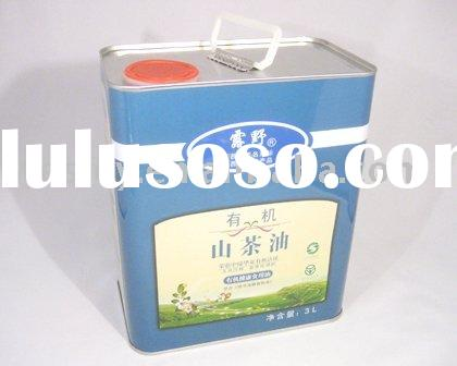 Olive oil tin can (3L)