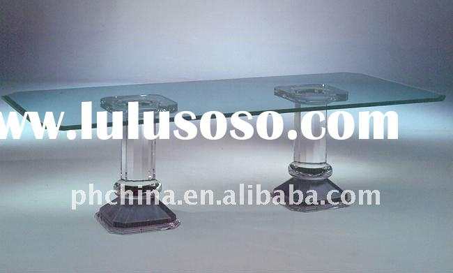 PW-209 Clear Acrylic Dining Table,Living Room Table,Arcylic Furniture