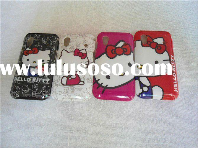 Plastic Hello Kitty Hard Cover Skin For Samsung Galaxy Ace S5830
