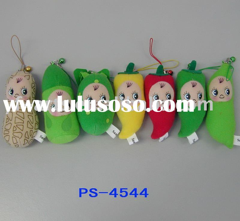 Plush fruit, Key chain,Plush toys,stuffed & plush toys