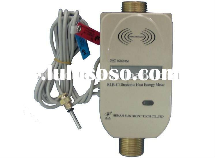 Prepaid Ultrasonic Heat Energy Meter (DN20)