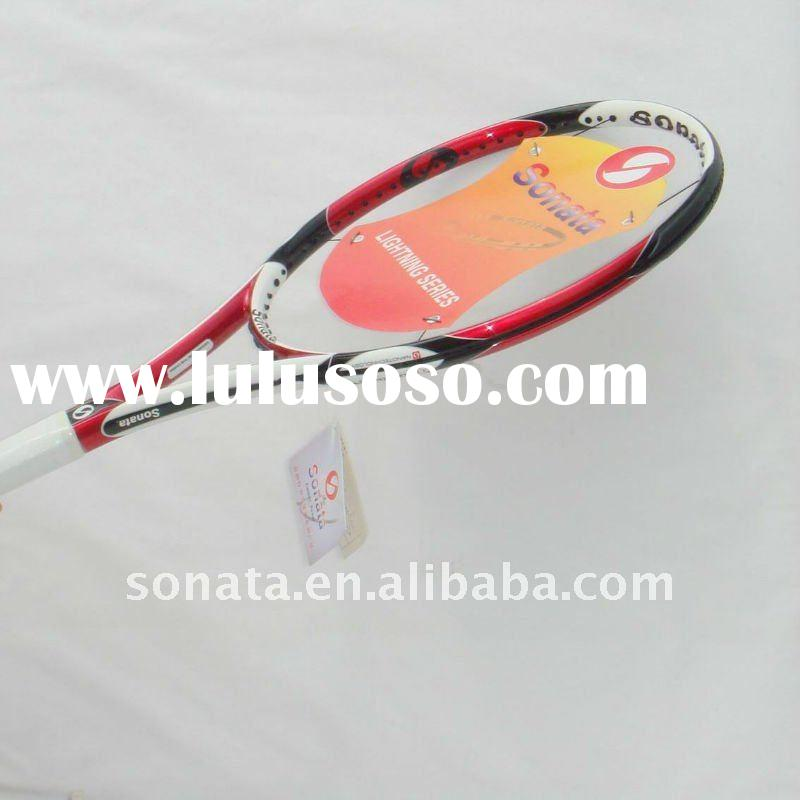 Professional 100% carbon fiber tennis racket