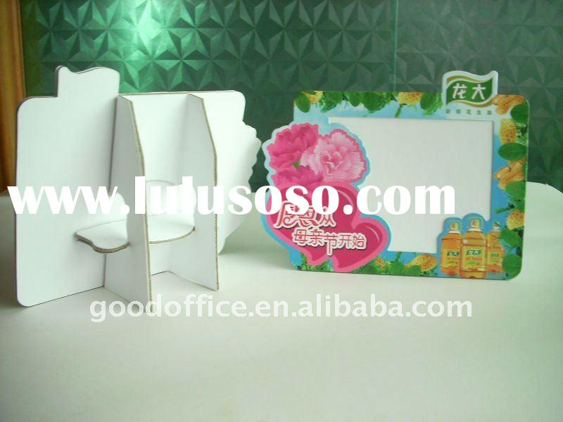 Promotion gift - cardboard paper picture frame