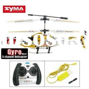 SYMA S107 Gyro Metal 3ch RC Mini Helicopter
