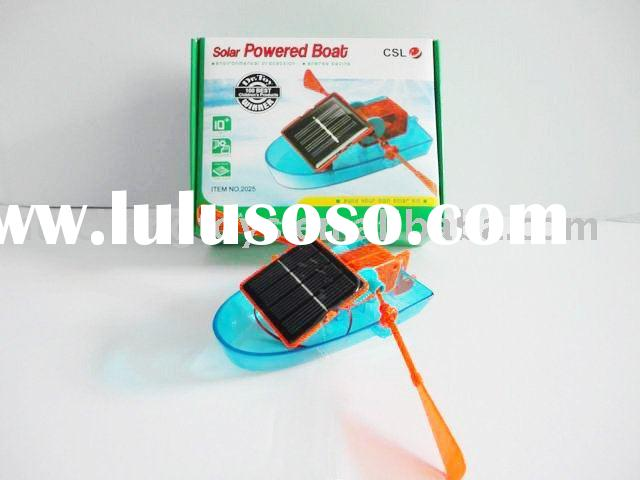Solar Mini Yacht Boat Toy HC66426