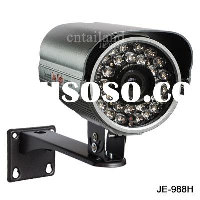 "Sony 1/3"" HQ1 CCD 520TVL ir digital color ccd camera"