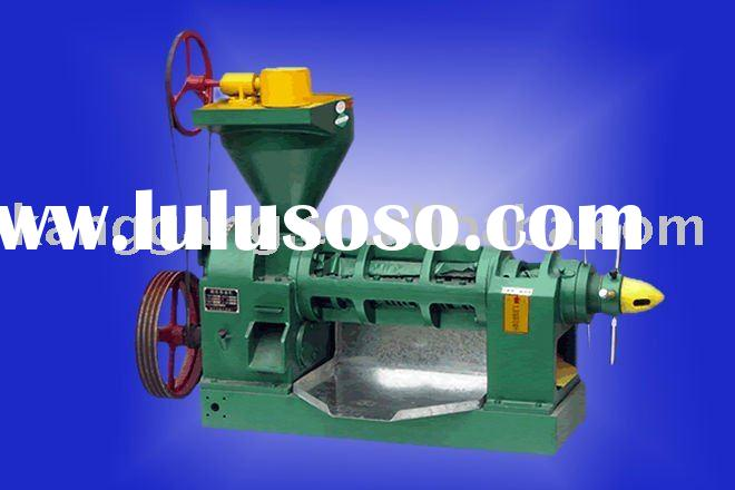 Soya Oil Extracting Machine