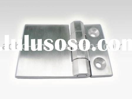 Stainless Steel AISI 304 or AISI 316 180 degree Hinge