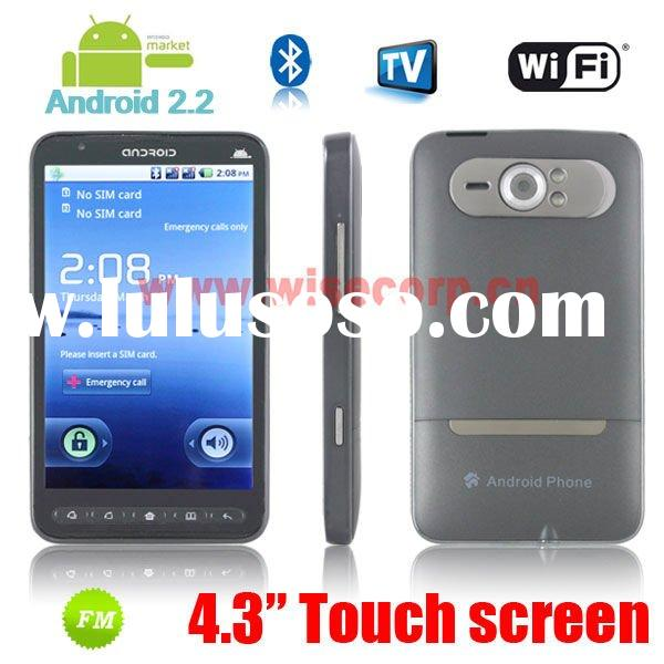 Star A2000 4.3 inch Touch Screen Quad Band Dual Sim WIFI TV Android 2.2 Smartphone