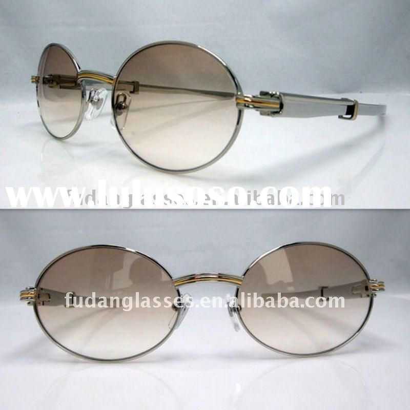 Sunglasses Stainless steel sunglasses Brand name designer sunglasses CT55-22 Original Fashion wholes