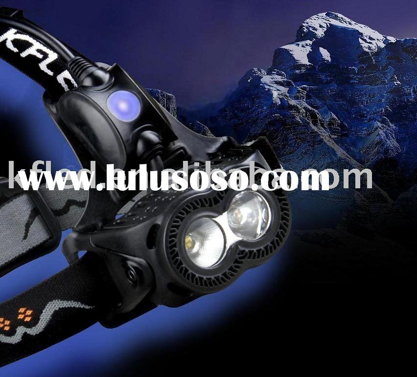 Super Powerful 1710 Lumens LED Headlamp for Fishing, Advanture, Mountain Sports