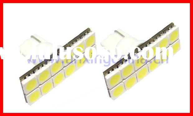 T10 W5W 194 12-SMD 5050 smd car led light