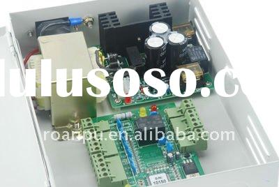 TCP/IP two door access control system