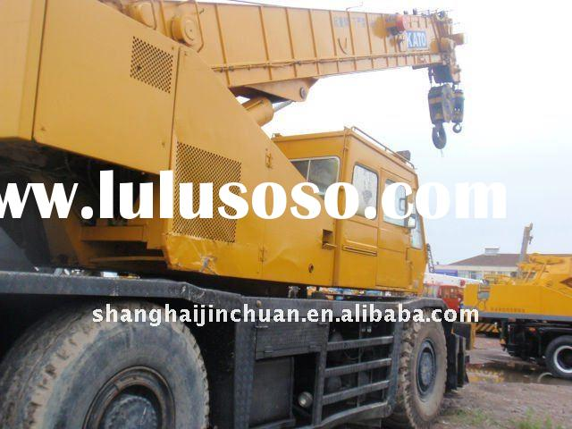 Kato 70t Rough Terrain Crane Load Chart : Used rough terrain crane kato ton for sale price