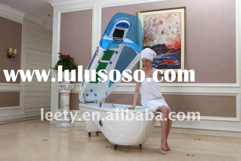 Vibration massage Wet and Dry Spa Capsule Beauty Equipment
