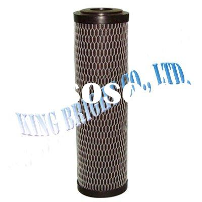WATER FILTER EXTRUDED ACTIVATED CARBON BLOCK FILTER CARTRIDGES