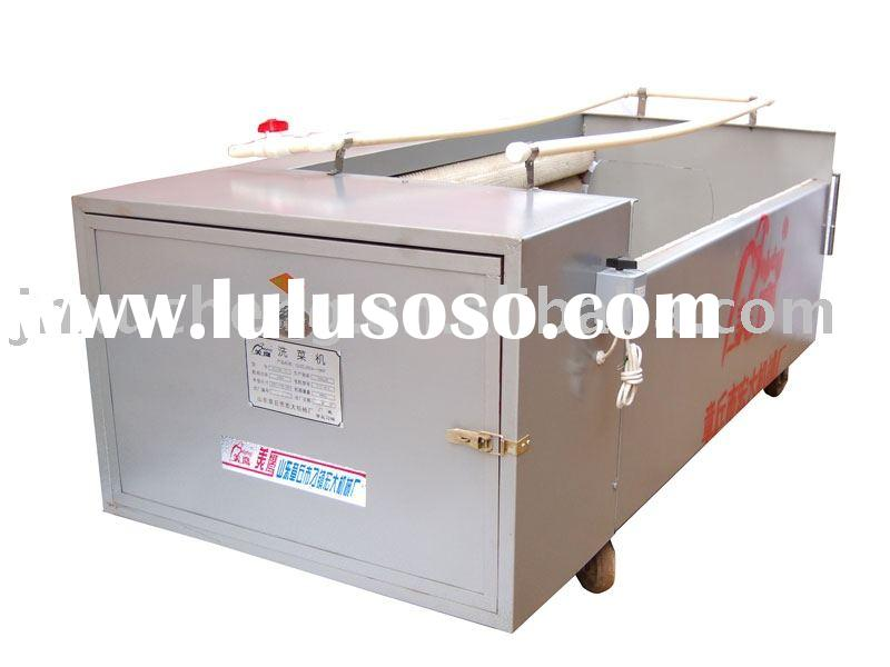 XCJ series fruit and vegetable washer