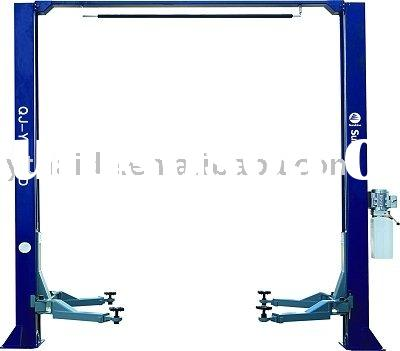 ***Two post car hoist with CE certificate