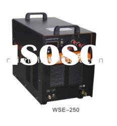 (WSE-250)tig ac/dc square wave argon arc inverter welder/welding machine