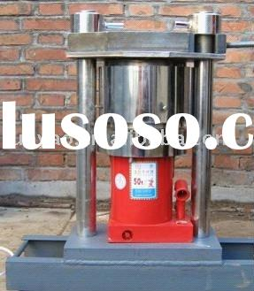 advanced sesame oil extracting machine