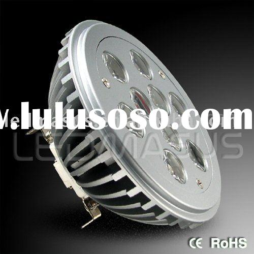 ar111 dimmable led lamp