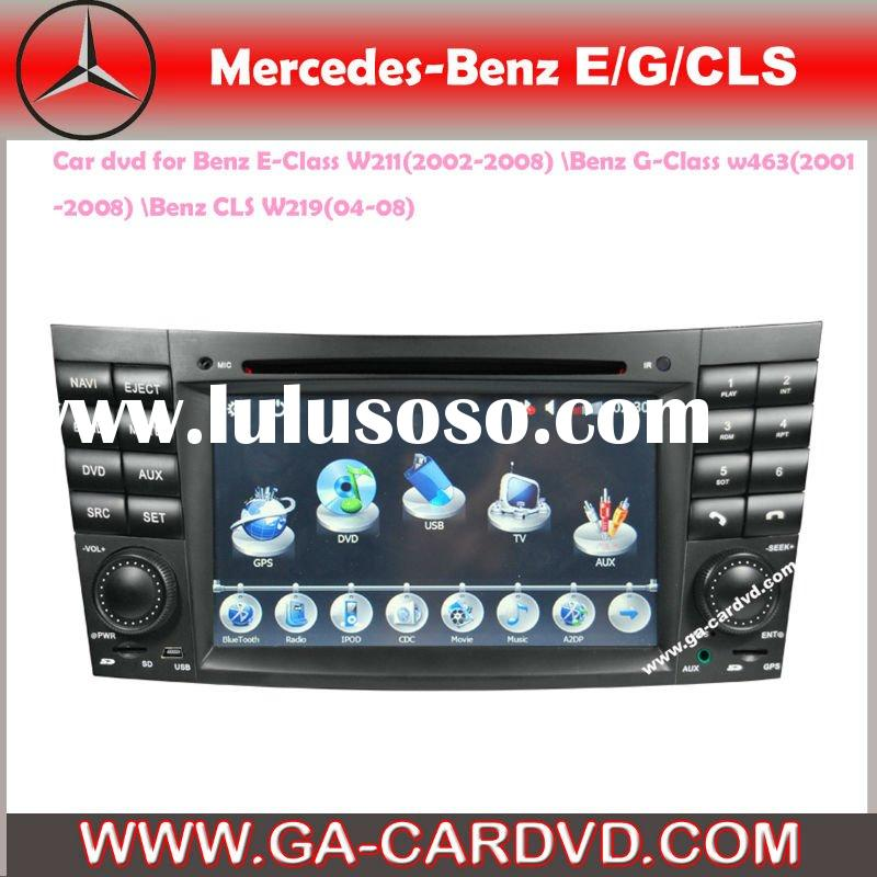 car dvd for Benz CLS-COMAND APS NTG 2.5-for W219 with GPS